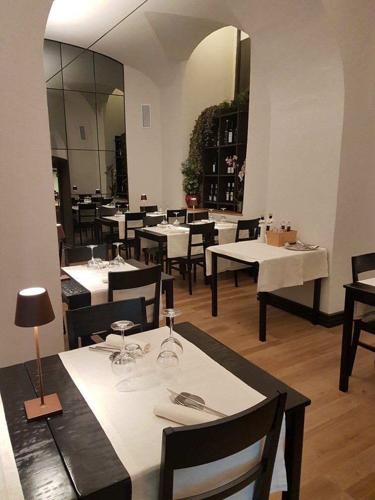 Benco Rome, a new, affordable gourmet restaurant near the Vatican, combines the warmth of the Italian south with smart, modern style.