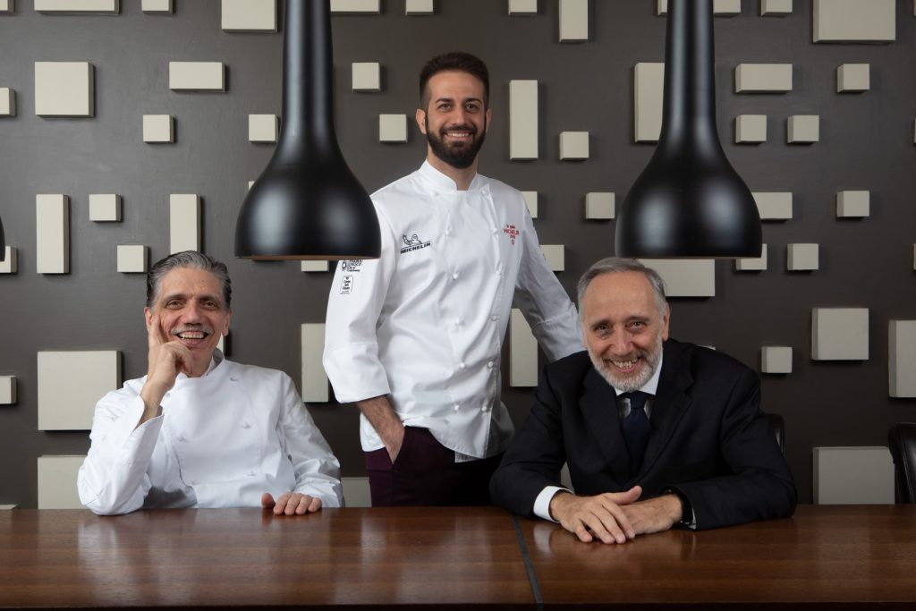 Moma Rome: unmissable Michelin star dining and bistro near Termini