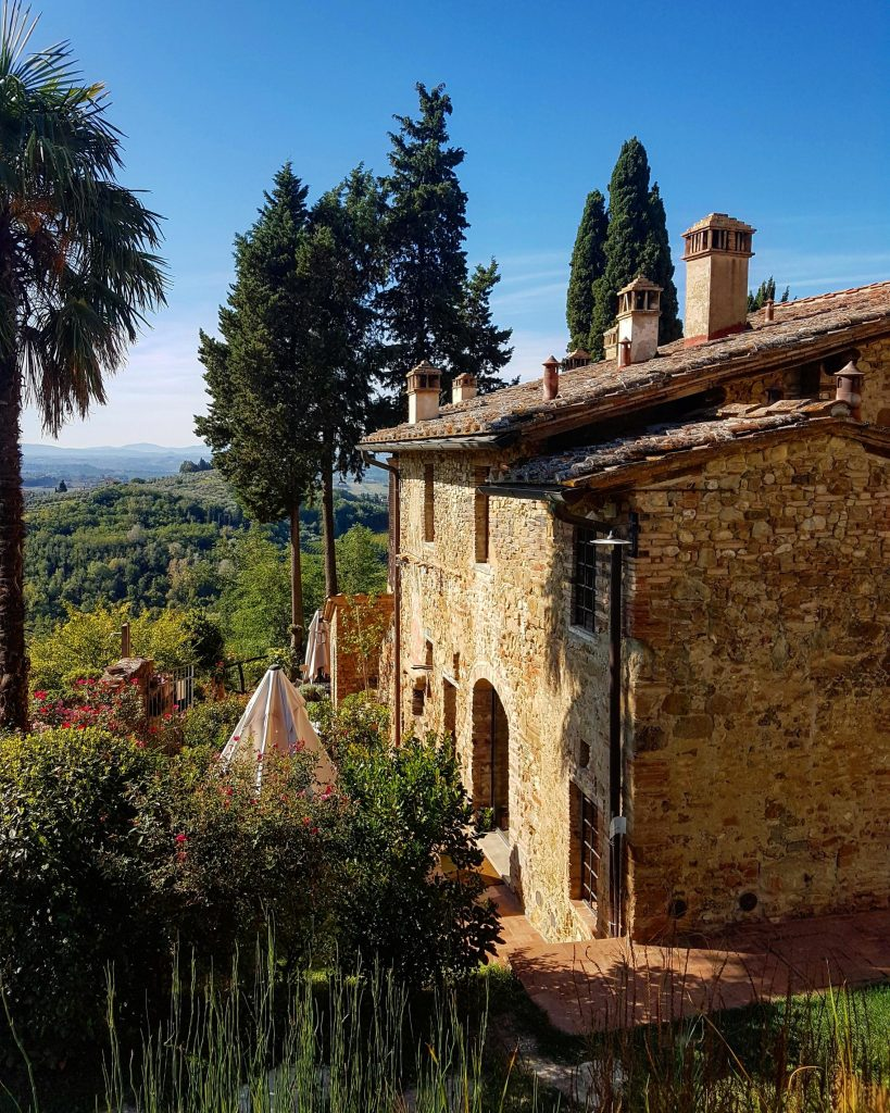 Luxury villas Tuscany: Il Paluffo, an ecotourism holiday for sustainable travel in Italy   #SustainableTravelItaly #farmstayItaly #ChiantiTrip #ChiantiWineTour #AgriturismoChianti