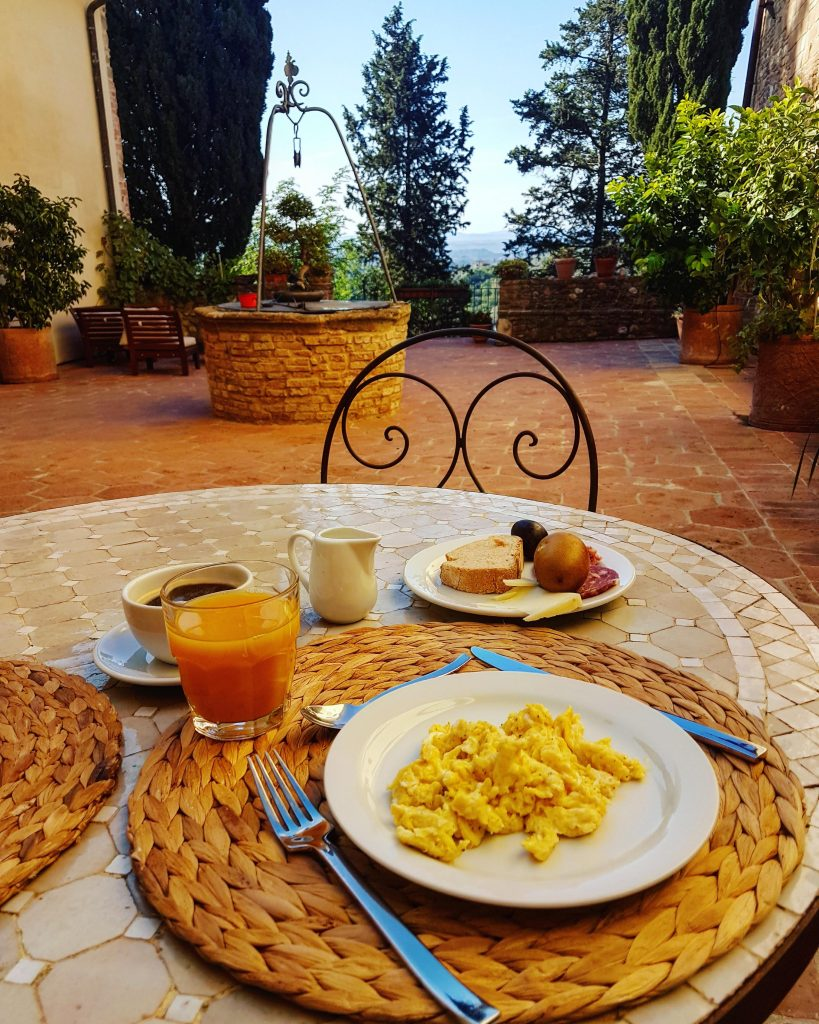 Luxury villas Tuscany: Il Paluffo, an ecotourism holiday for sustainable travel in Italy   Farm stay Italy, Chianti trip, Chianti wine tour, agriturismo Chianti