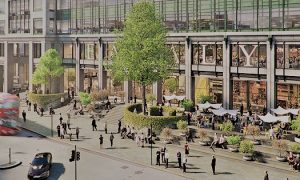 Oscar Farinetti's Eataly has announced its first London location, after inking a deal with property owner and developer British Land to open at its 135 Bishopsgate development in 2020. The marketplace will be the first Eataly in London and the UK.