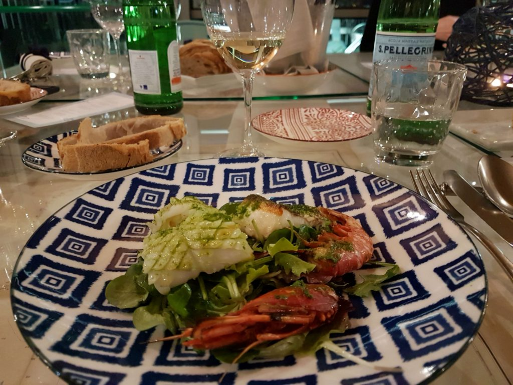 A great restaurant near Rome Airport, Quarantunododici is an ideal lunch or dinner solution if you have a layover at Rome Airport, or are looking for Fiumicino restaurants close to Rome Airport.