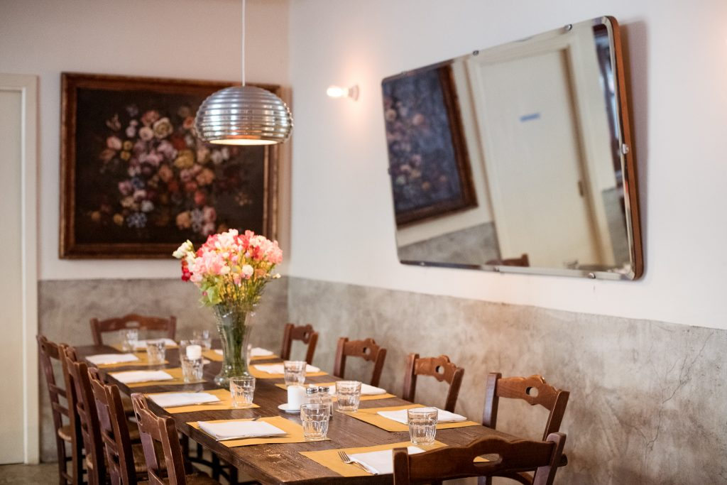 Trattoria Pennestri is one of the best new restaurants in Rome combining traditional ingredients with international flair, for a romantic dinner in Rome.