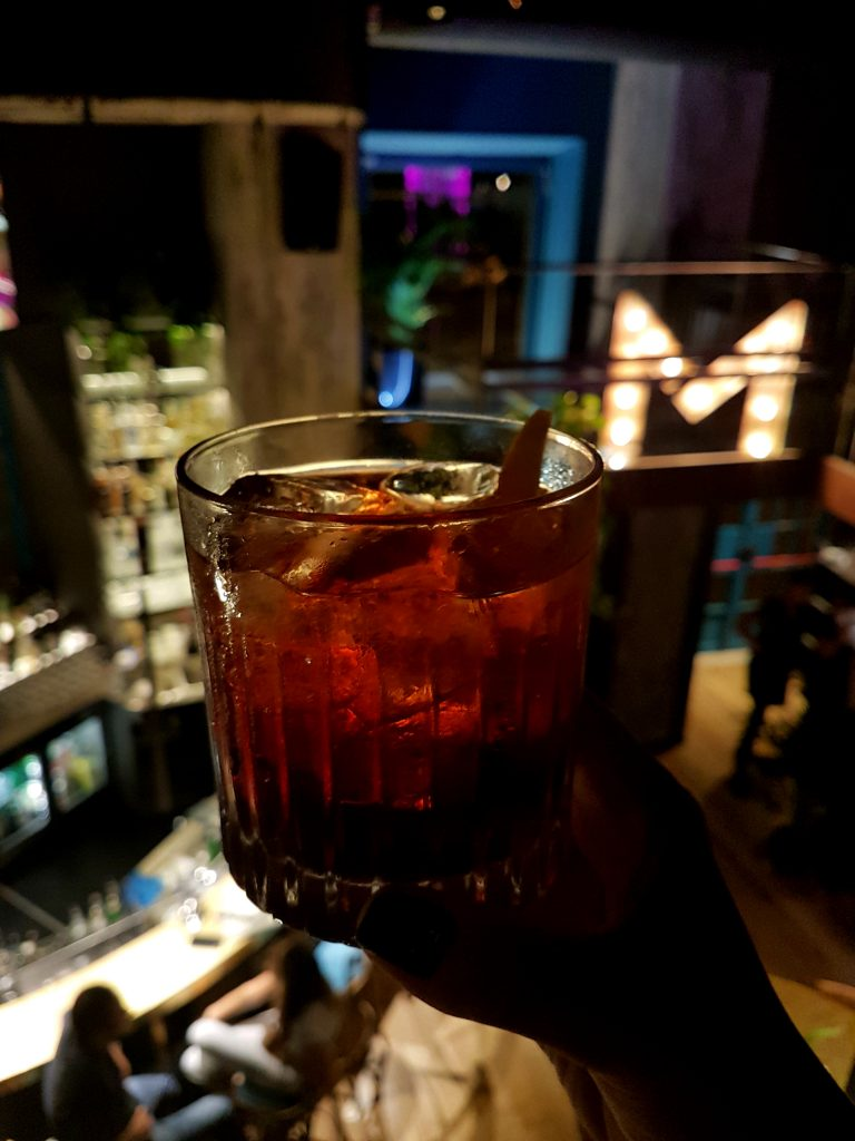 Metropolita Rome is a new cocktail bar, eatery and occasional music venue in Rome's Flaminio district offering high quality with low prices