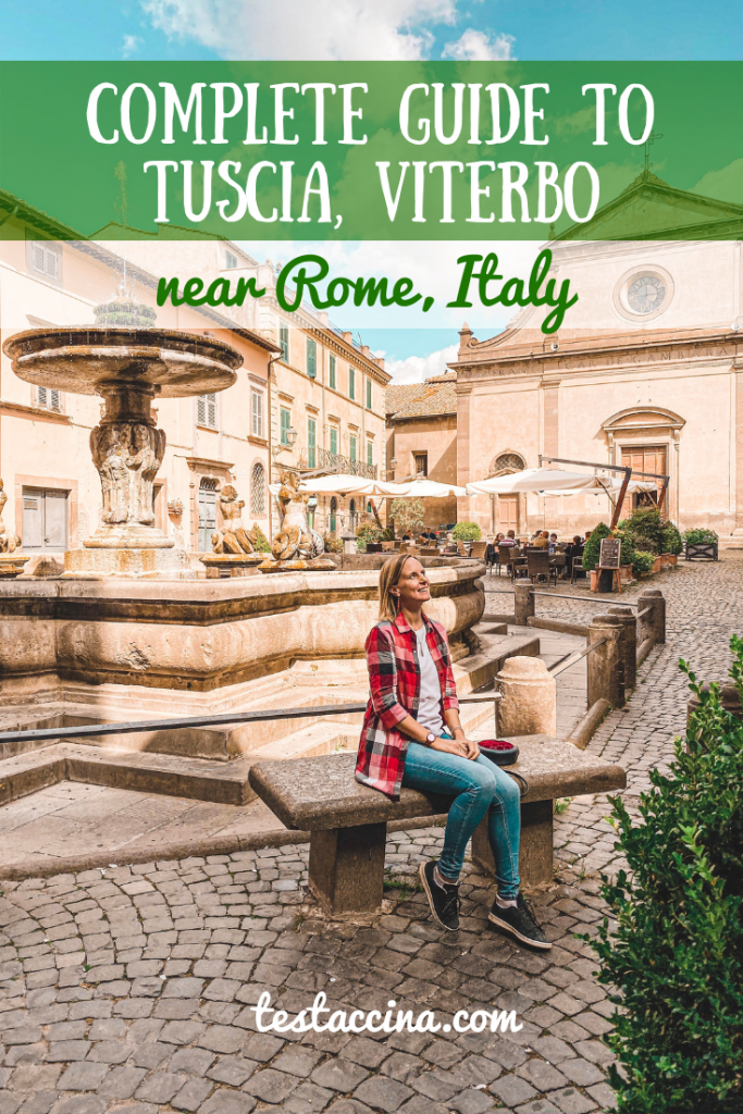 Tuscia Viterbo: best places to visit near Rome