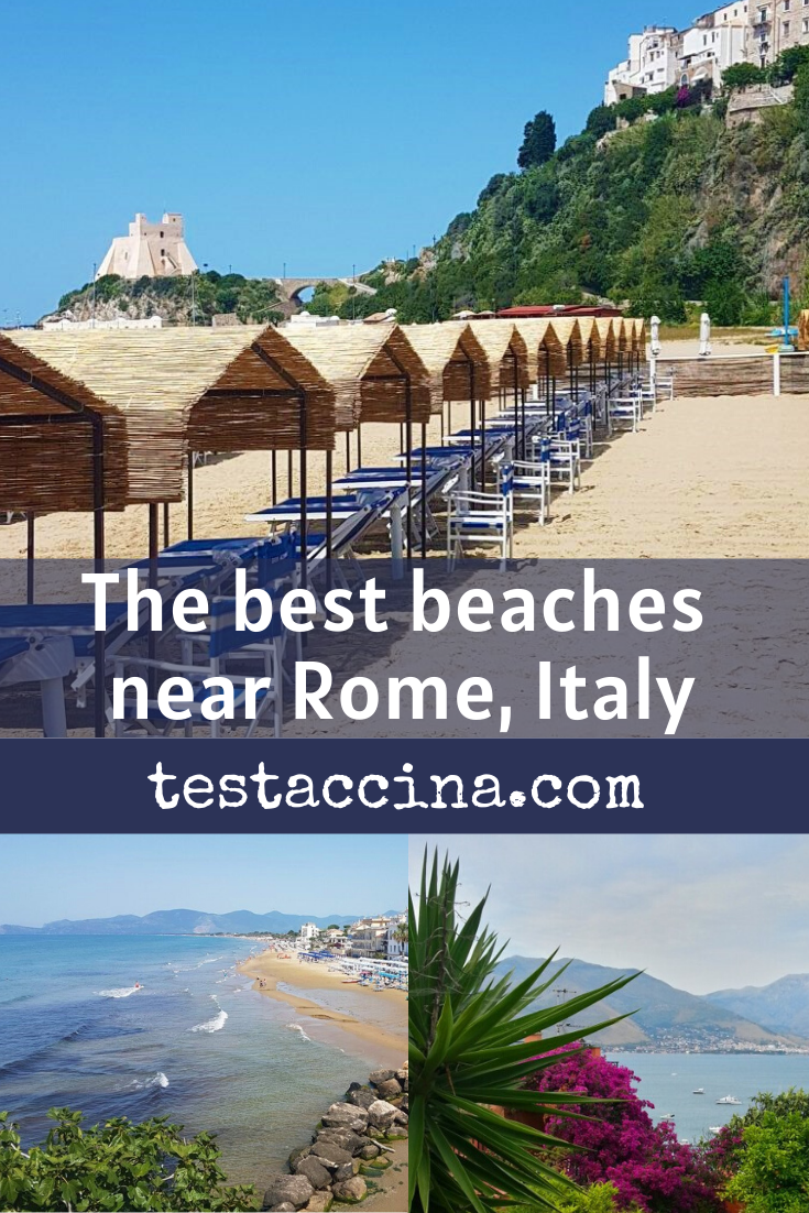 Best Rome beaches: best beaches near Rome