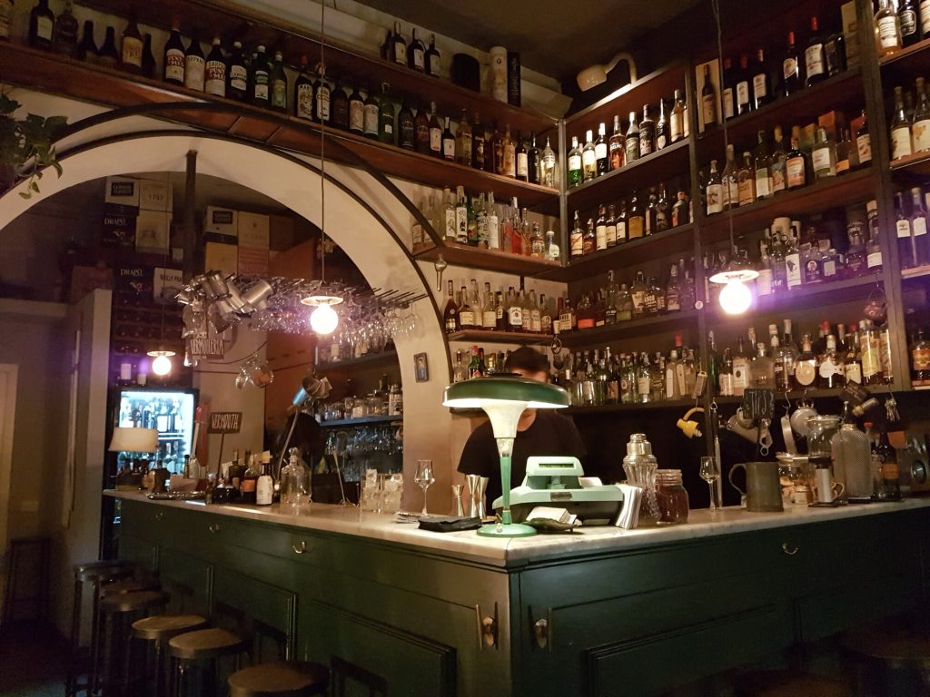 best cocktail bars Rome and best bars Rome