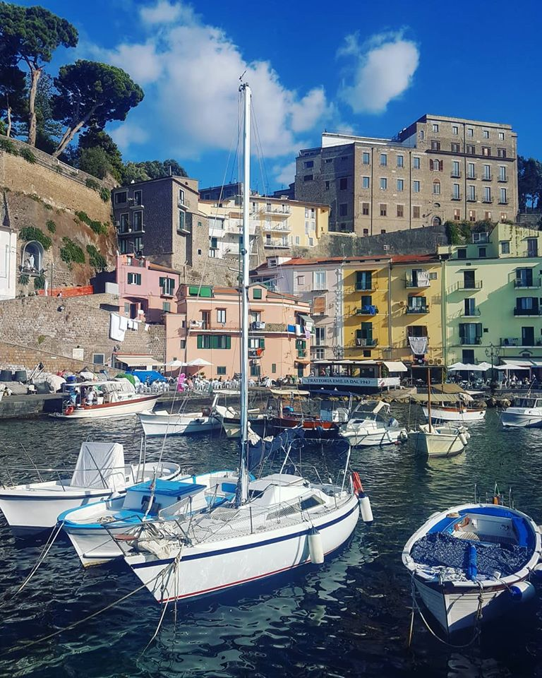 How to get to Sorrento from Rome, how to get to Sorrento from Naples