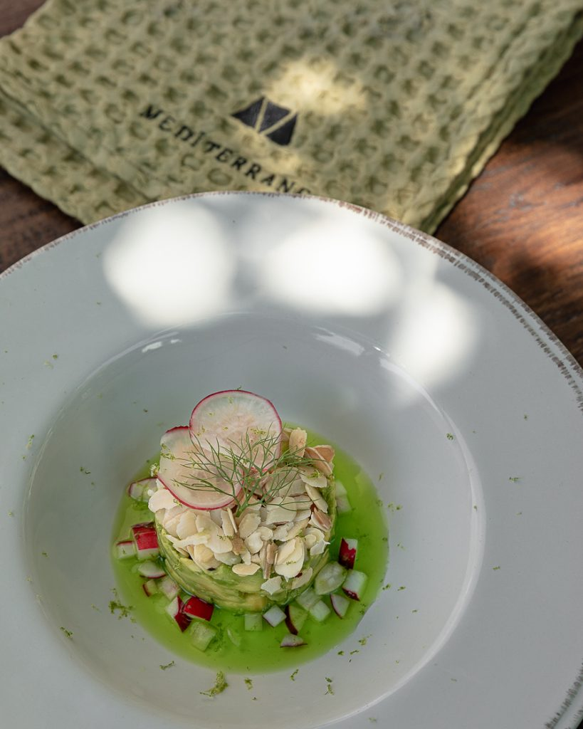 Mediterraneo Roma, at the MAXXI contemporary art gallery, is one of Rome's coolest restaurants for summer 2020