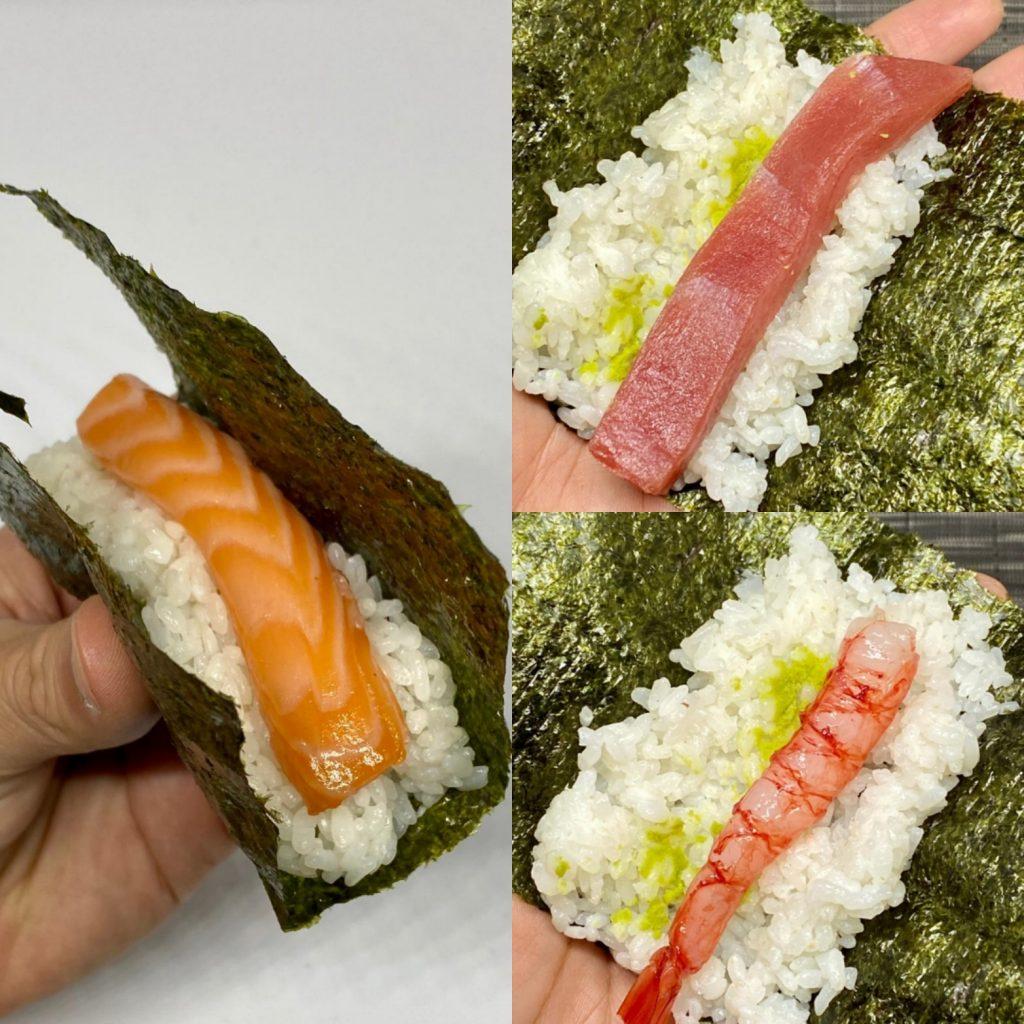 Sushi kit Hasekura - delivery in Rome