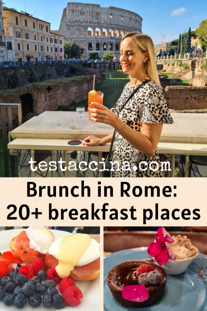 Brunch in Rome: the best places for breakfast in Rome, including prices and opening times