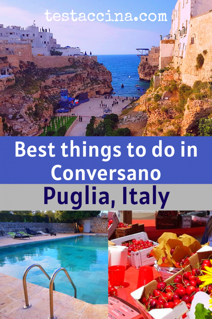 Things to do in Conversano: food, beaches and traditions in this lovely corner of Puglia, Italy