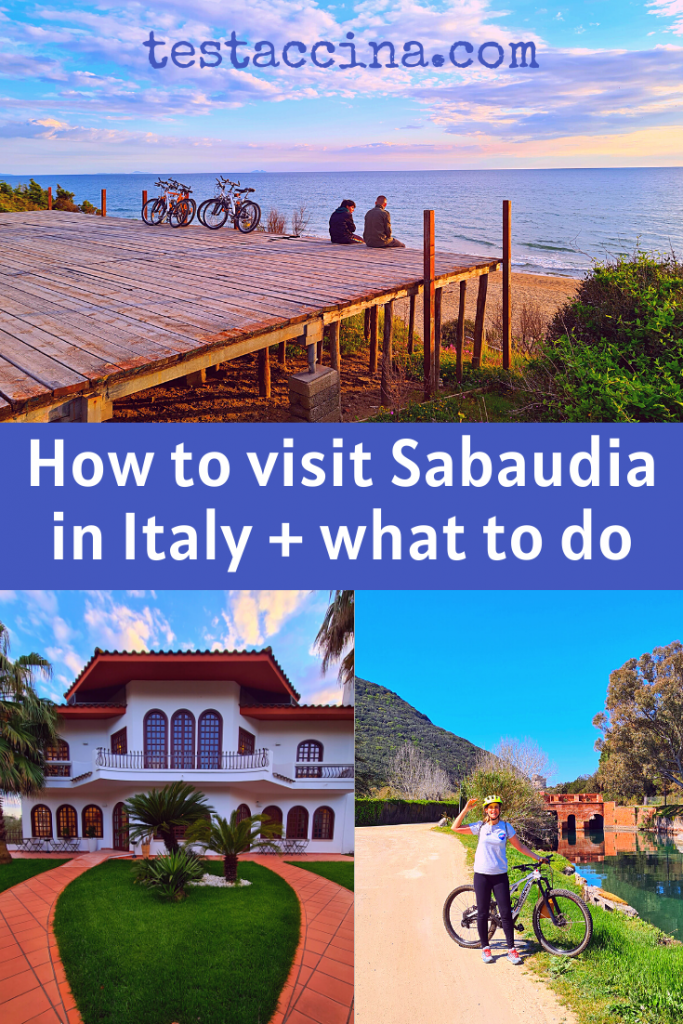 How to get to Sabaudia near Rome, where to stay, what to do and the best beaches in Sabaudia